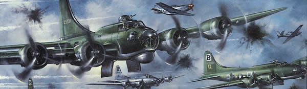 Berlin Mission   482nd Bombardment Group (P)
